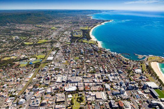 Where Wollongong is headed, our city's 2019 – 2029 Economic Development Strategy