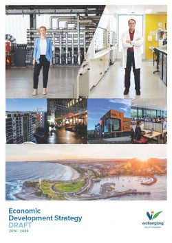 Invest Wollongong - Business growth - Economic Development Strategy