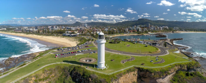 Wollongong is an ideal location for contact and shared services centres