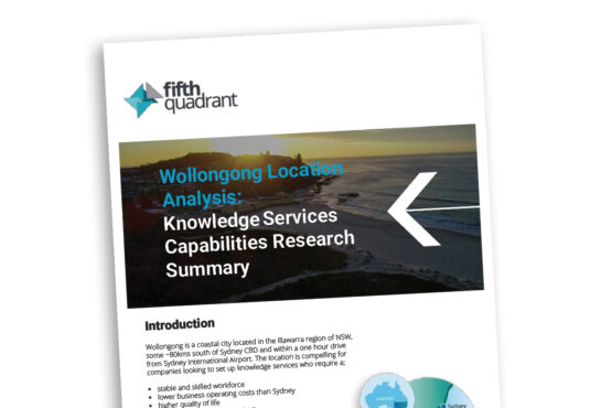 Knowledge services capabilities